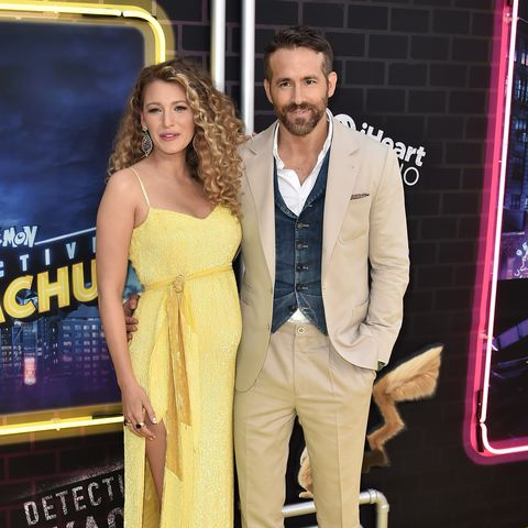 Blake Lively is pregnant with her and Ryan Reynolds' third child