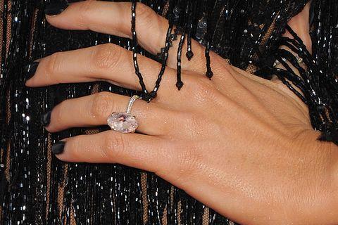 Carrie Underwood Enement Ring