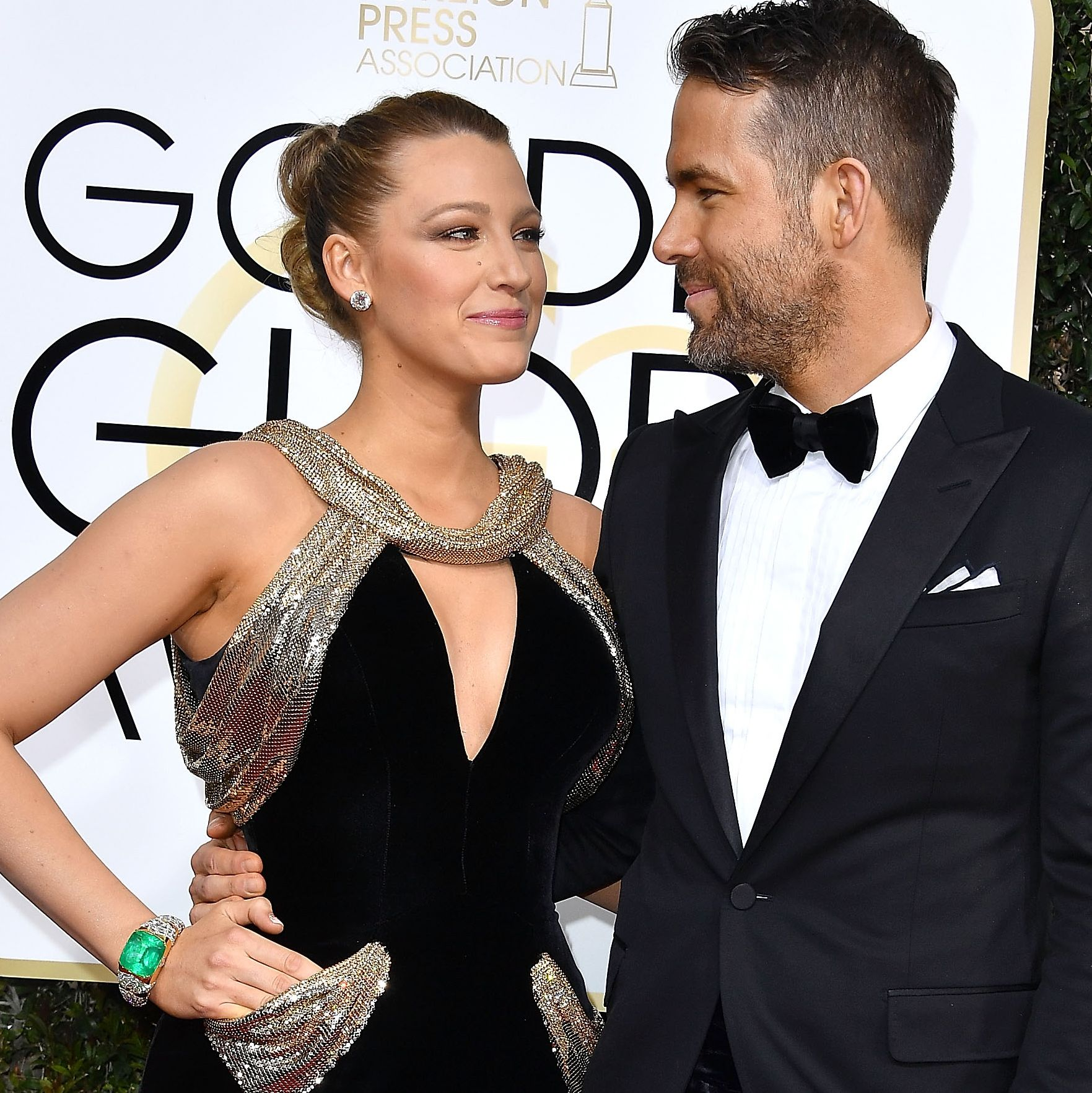 Blake Lively Expertly Trolled Ryan Reynolds for His Birthday