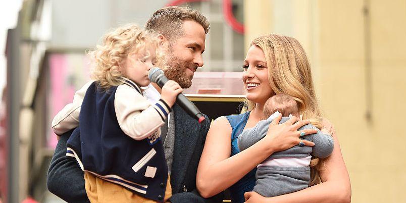 Family ryan reynolds Ryan Reynolds,