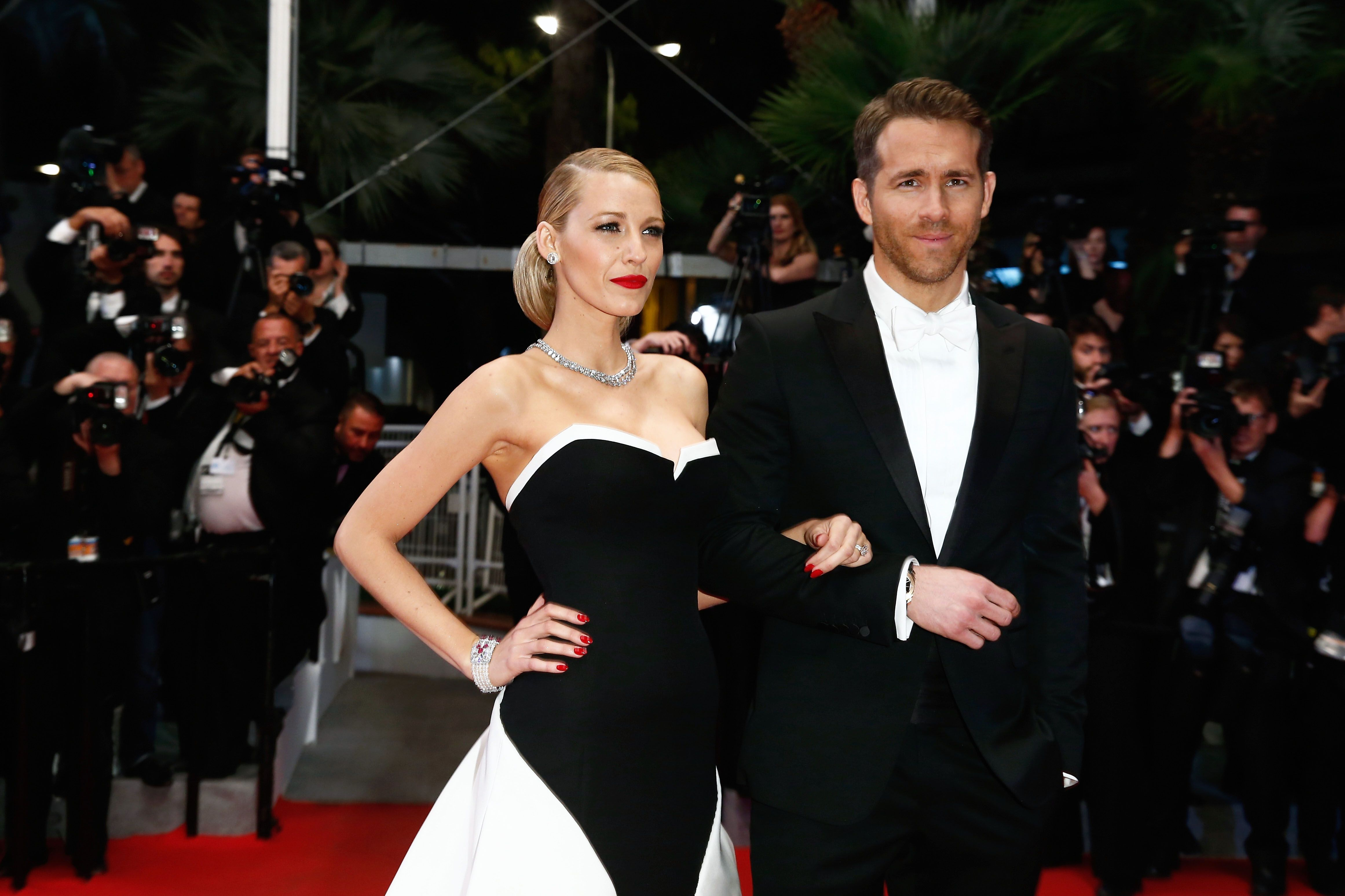 Blake Lively and Ryan Reynolds' Plantation Wedding Photos Are Now Banned from Pinterest