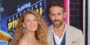 Blake Lively weer zwanger - Ryan Reynolds