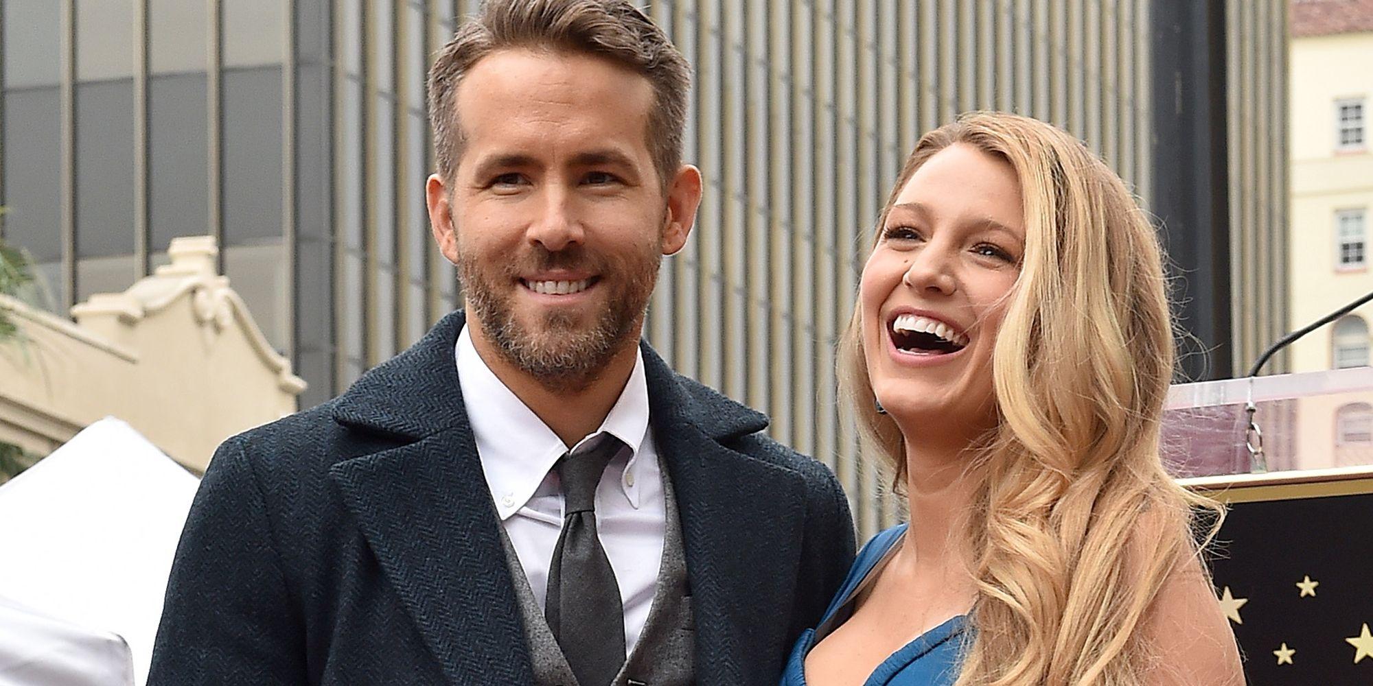 Blake Lively Trolled Ryan Reynolds on Valentine's Day