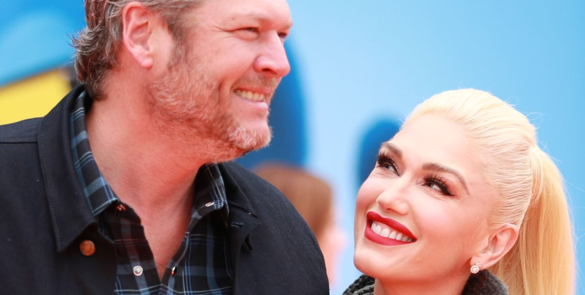 "Gwen Stefani Says Her Relationship with Blake Shelton Was ""Healing"" After Her Divorce"