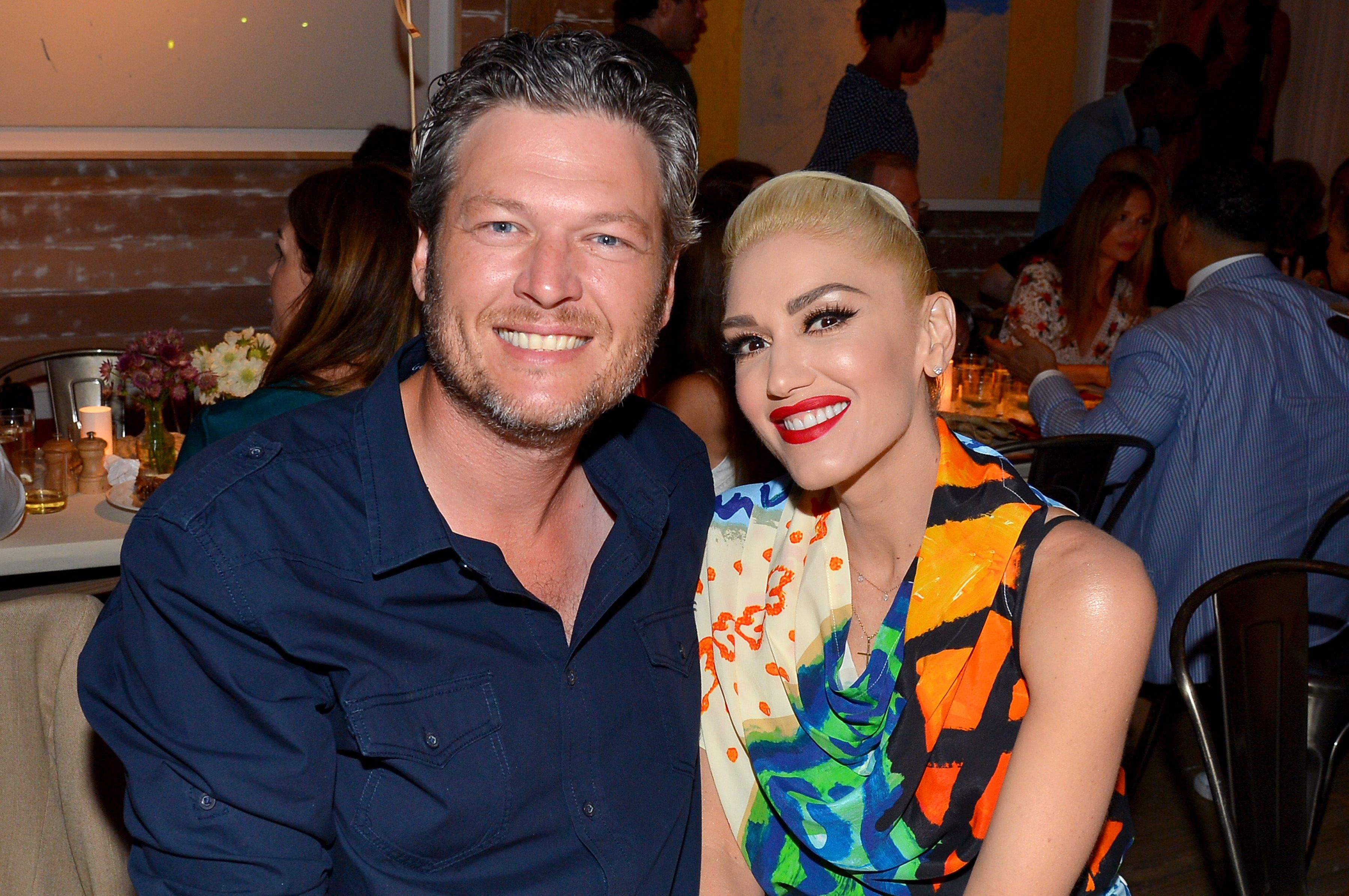 Blake Shelton Had the Best Clapback to Rumors He's Having Twins with Gwen Stefani