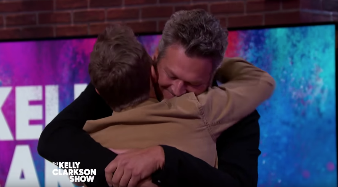 Blake Shelton Supported Craig Morgan During an Emotional Tribute to His Late Son