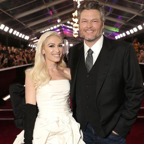 Blake Shelton Had a Pretty Cagey Response to Rumors He's Already Married Gwen Stefani