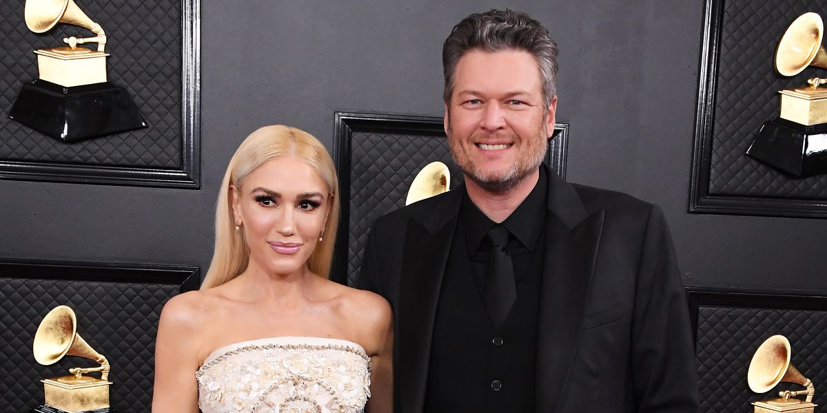 Blake Shelton Just Threatened to Drastically Change His Hair and Gwen Stefani Has Some Thoughts
