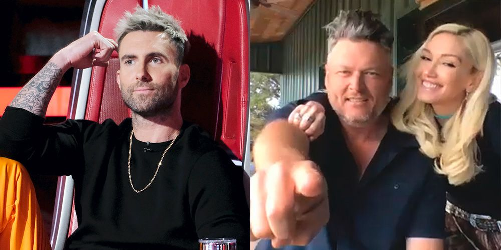 Blake Shelton Speaks Out on Snubbing Friends Like Adam Levine at His and Gwen Stefani's Wedding