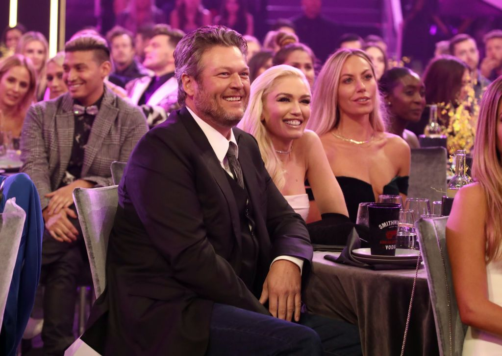 Blake Shelton Gave an Expletive-Filled Speech About Gwen Stefani and Everyone Lost It