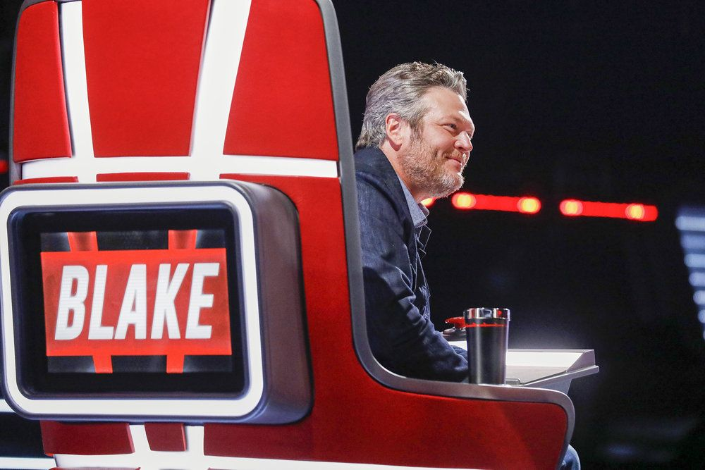 Blake Shelton Gave an Emotional Speech on 'The Voice' and the Coaches Were Shocked