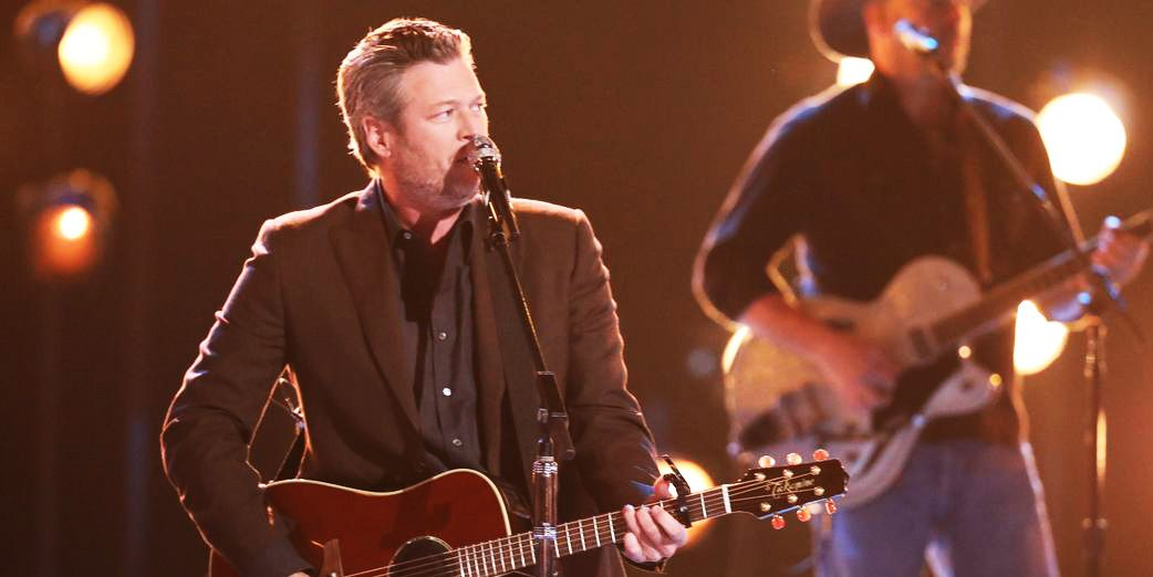 Blake Shelton Just Admitted Who Really Inspired His Hit Song 'Turnin' Me On'