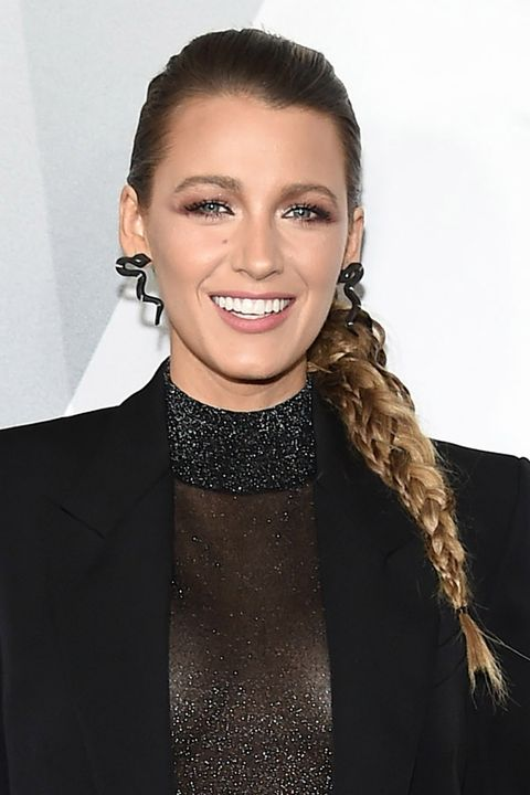 Blake Lively braid inspiration