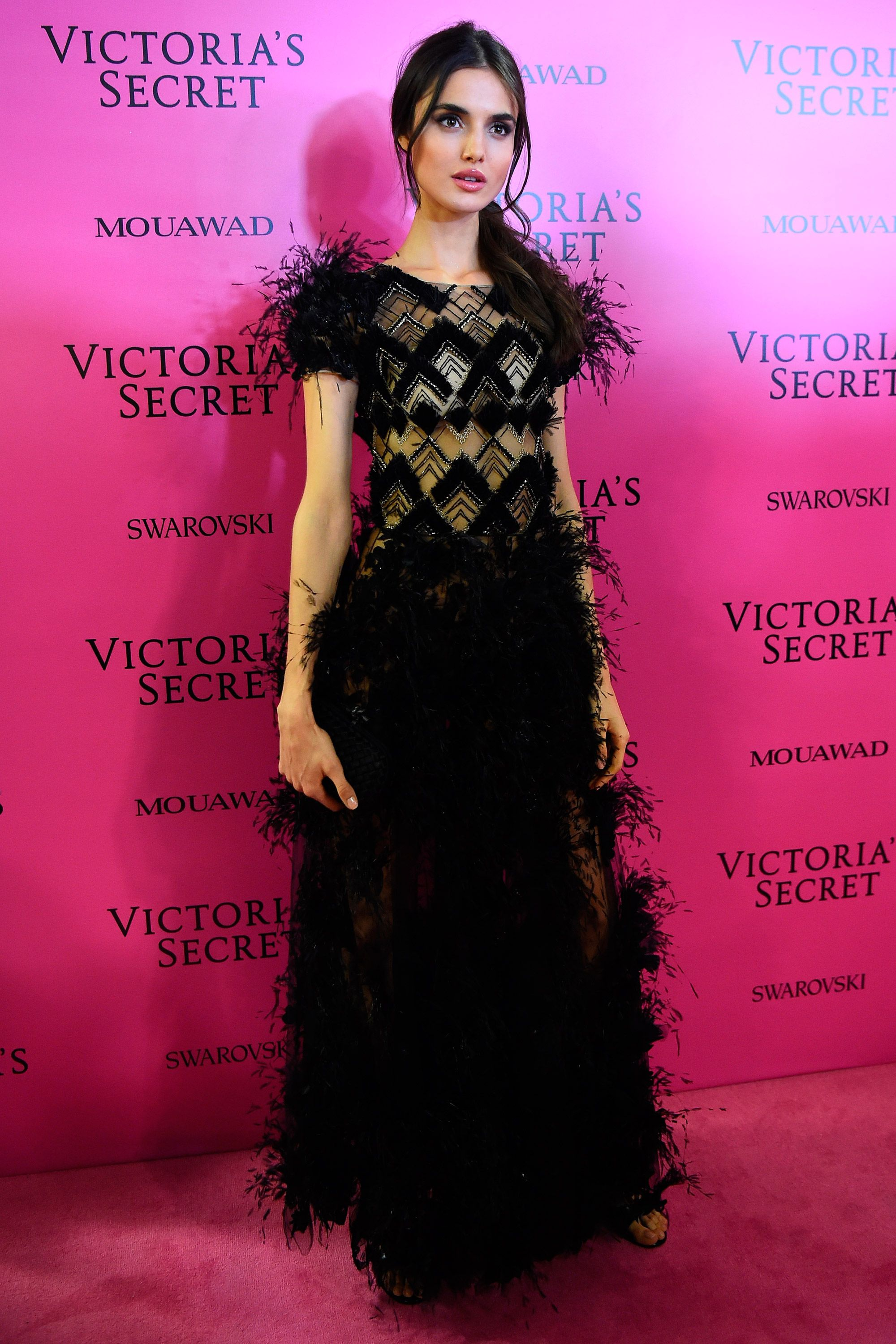 See all the pictures from the Victoria\'s Secret after party