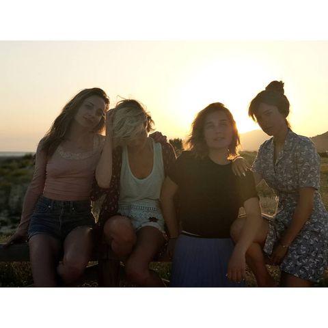 Photograph, Friendship, Fun, Snapshot, Sky, Photography, Summer, Sunlight, Smile, Vacation,