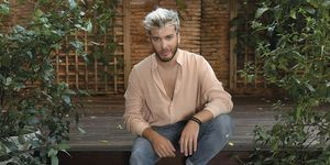 Blas Cantó relanza 'Complicado', su primer álbum