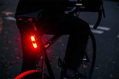 First Look: Blaze Burner 100-Lumen LED Taillight | Bicycling
