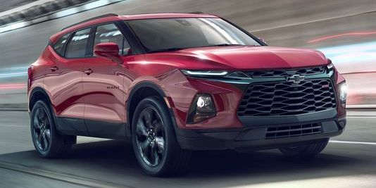 Chevy Is Bringing Back the Blazer