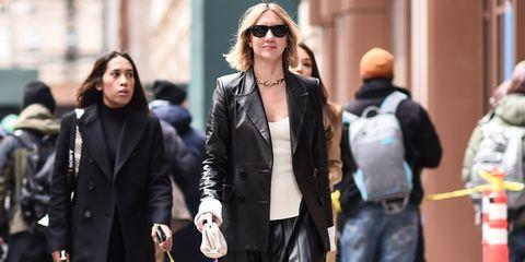 Street Style - Day 7 - New York Fashion Week February 2020