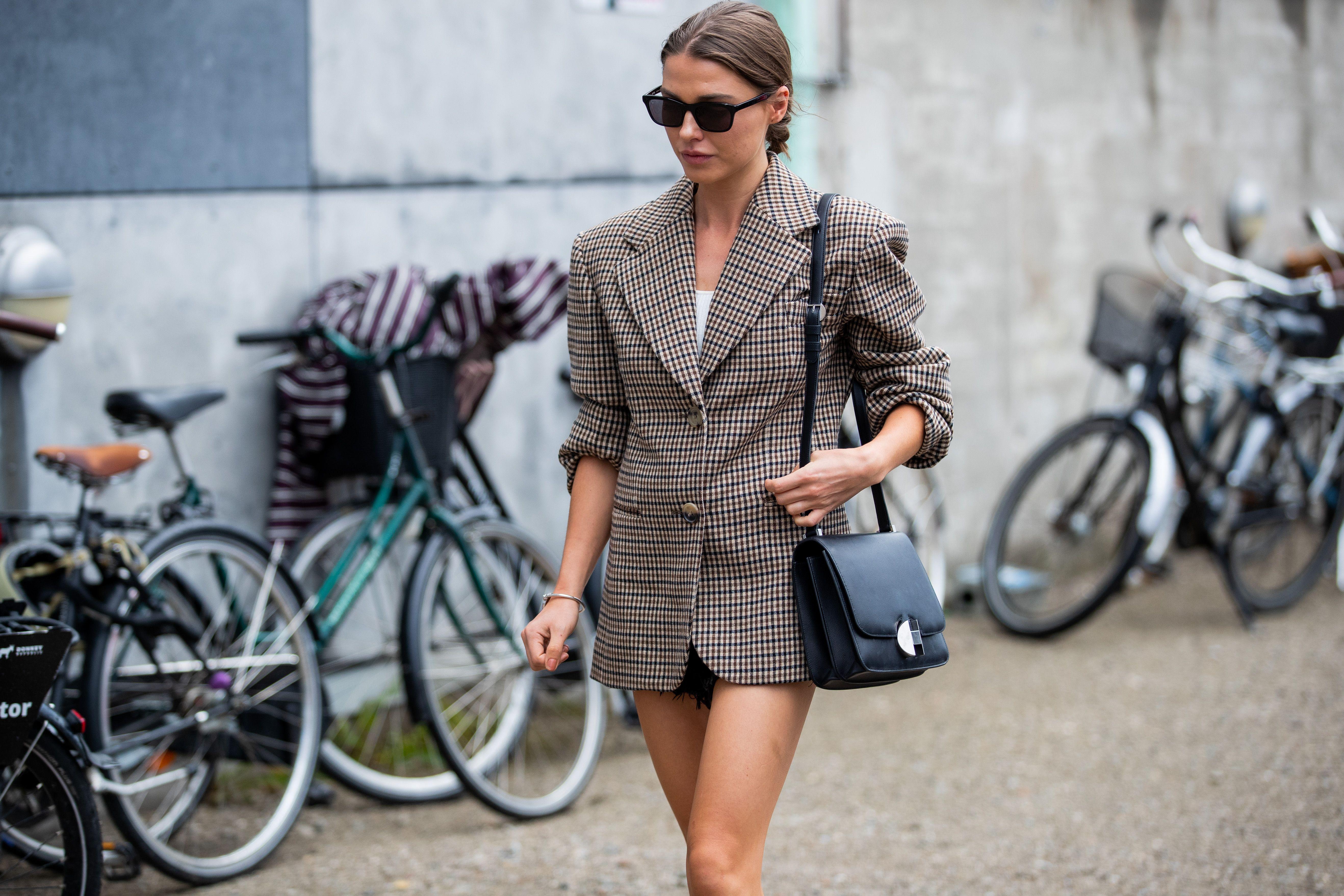 Blazer dress: come indossarlo per autunno inverno 2019