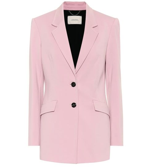 Blazer rosa moda Primavera 2020