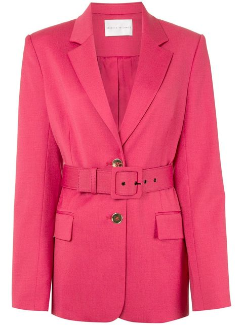 blazer rebecca vallance roze far fetch trend
