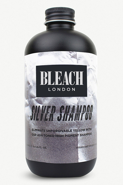 Bleach london grey hair