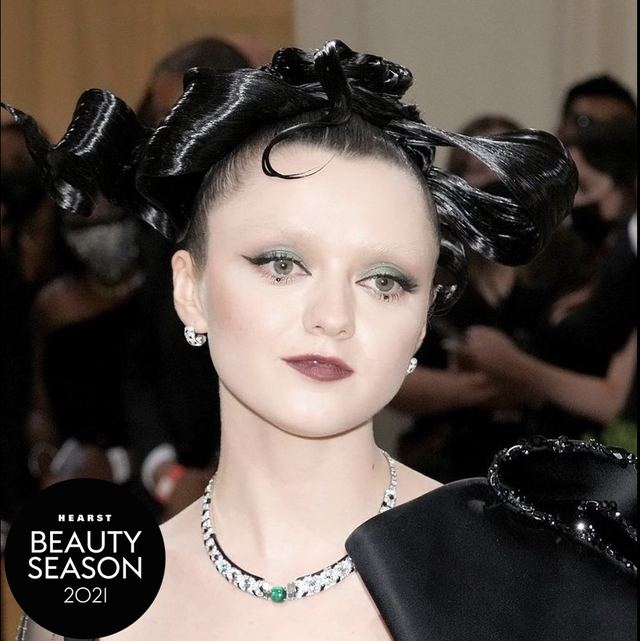 celebrity bleached brows