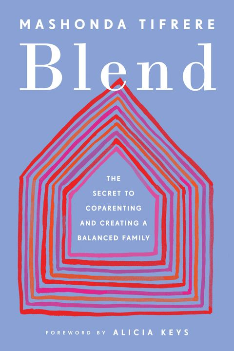 blend parenting book