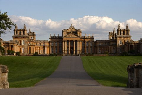 Blenheim Palace...