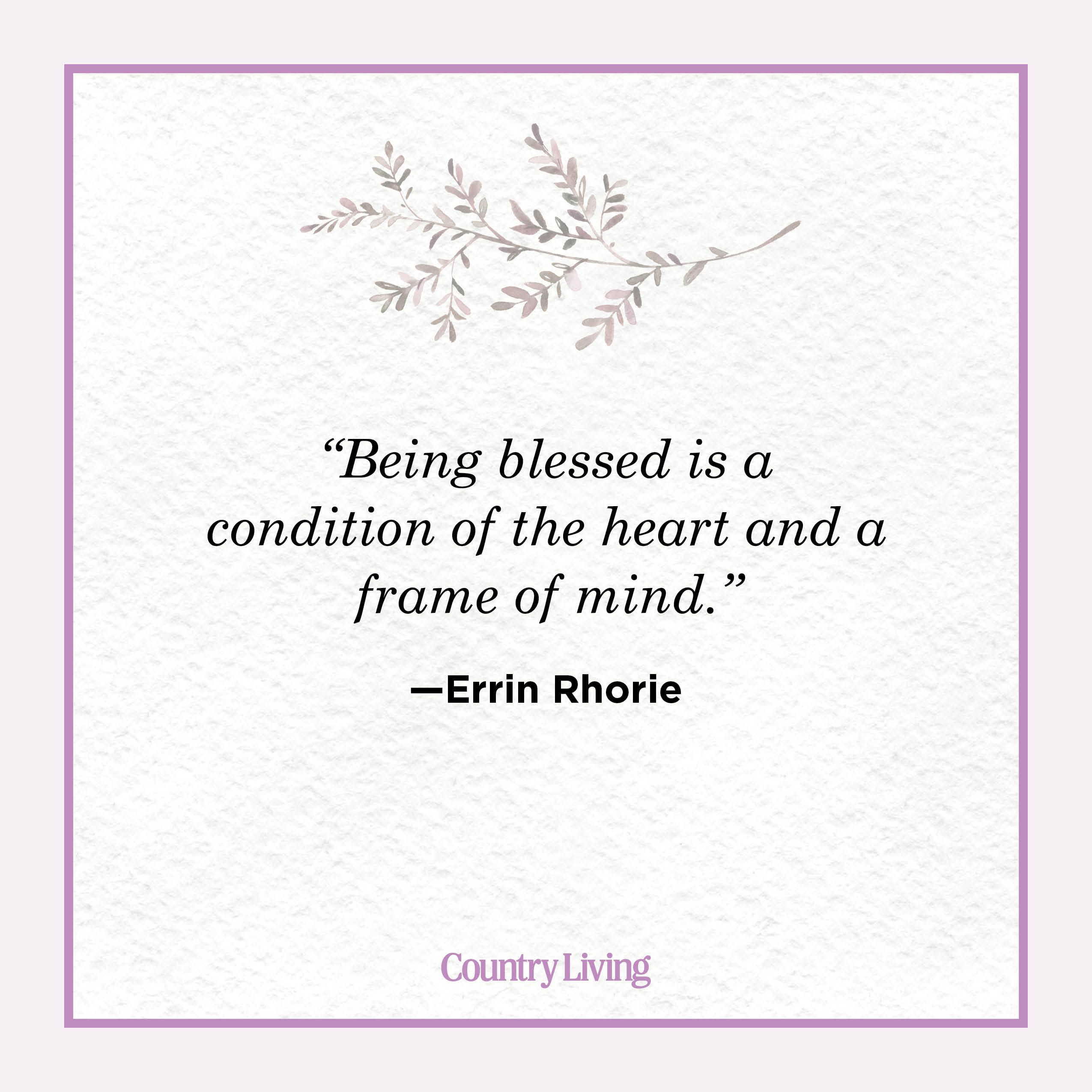 10 Blessed Quotes - Inspirational Quotes About Being Blessed in Life