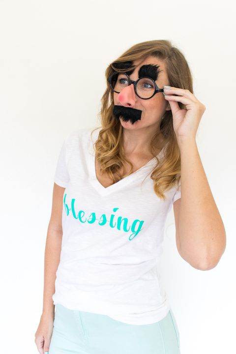 blessings in disguise funny costume