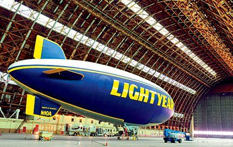 blimp tustin hangar half marathon so cal