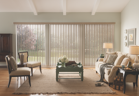 Living room, Furniture, Room, Interior design, Property, Coffee table, Window covering, Curtain, Building, Table,