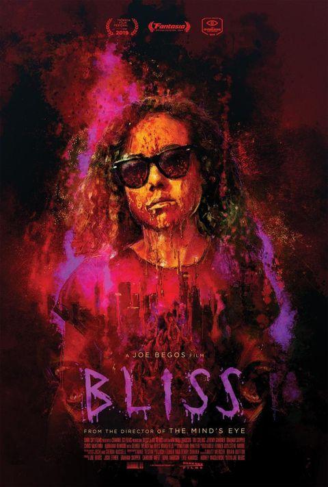 Bliss Cambia Fecha Estreno España - Joe Begos Bliss Estreno Cines