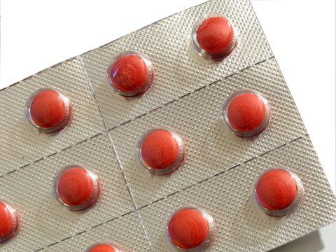 blister medication pack