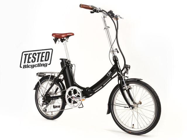 86d015a43ca The Blix Vika+ Is a Competent Folding E-Bike For Less