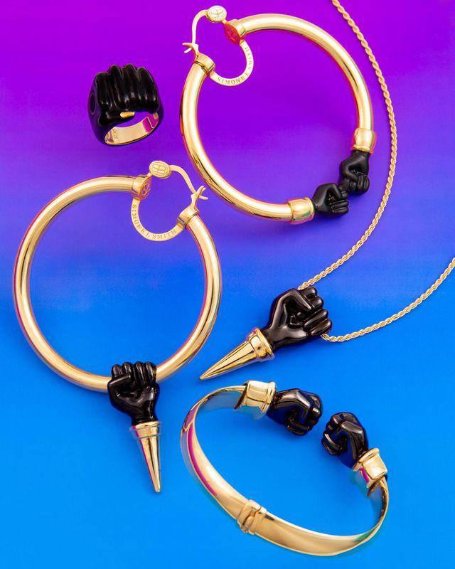 simone i smith black love jewelry