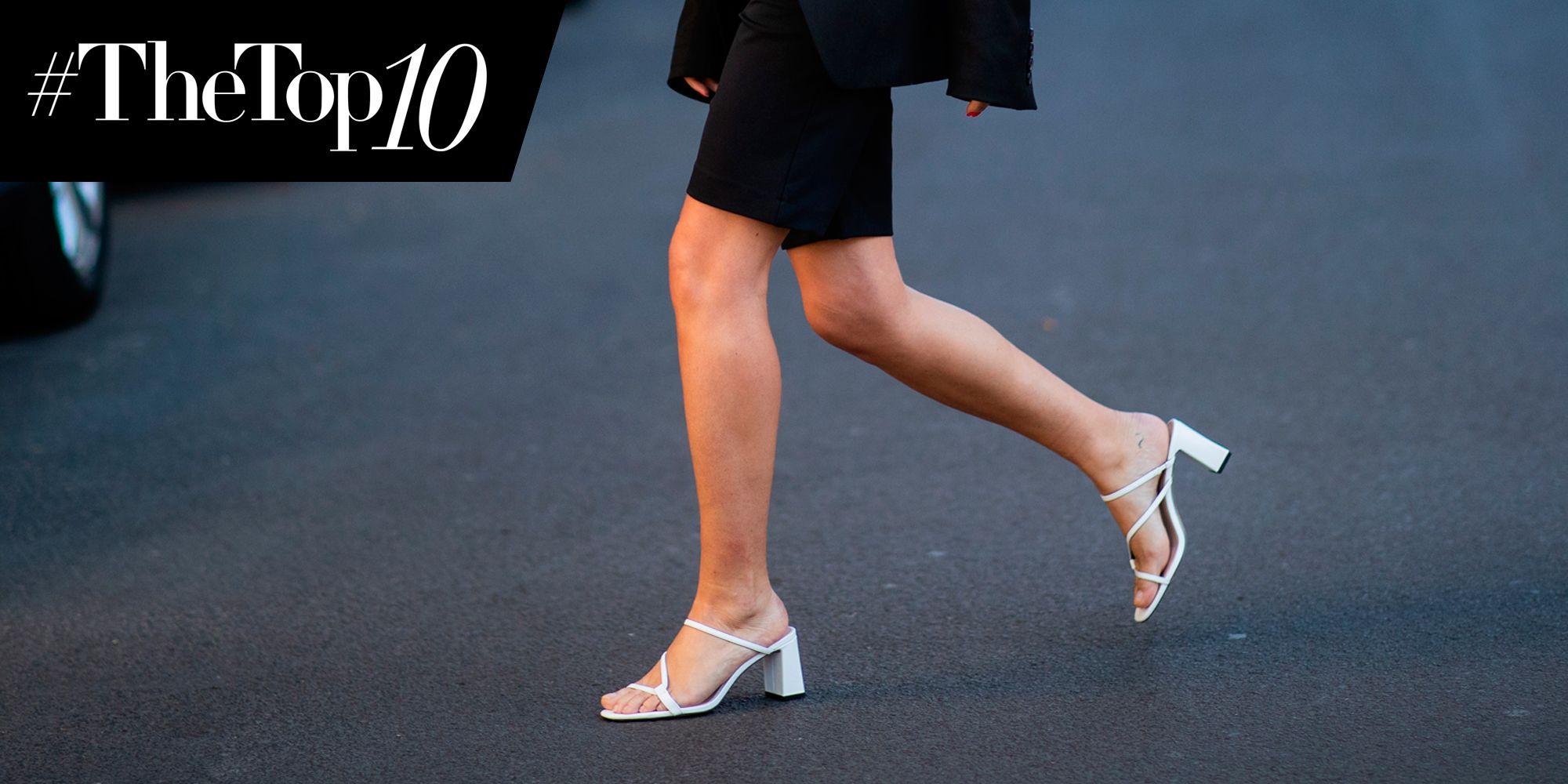 best block-heel sandals to wear this summer