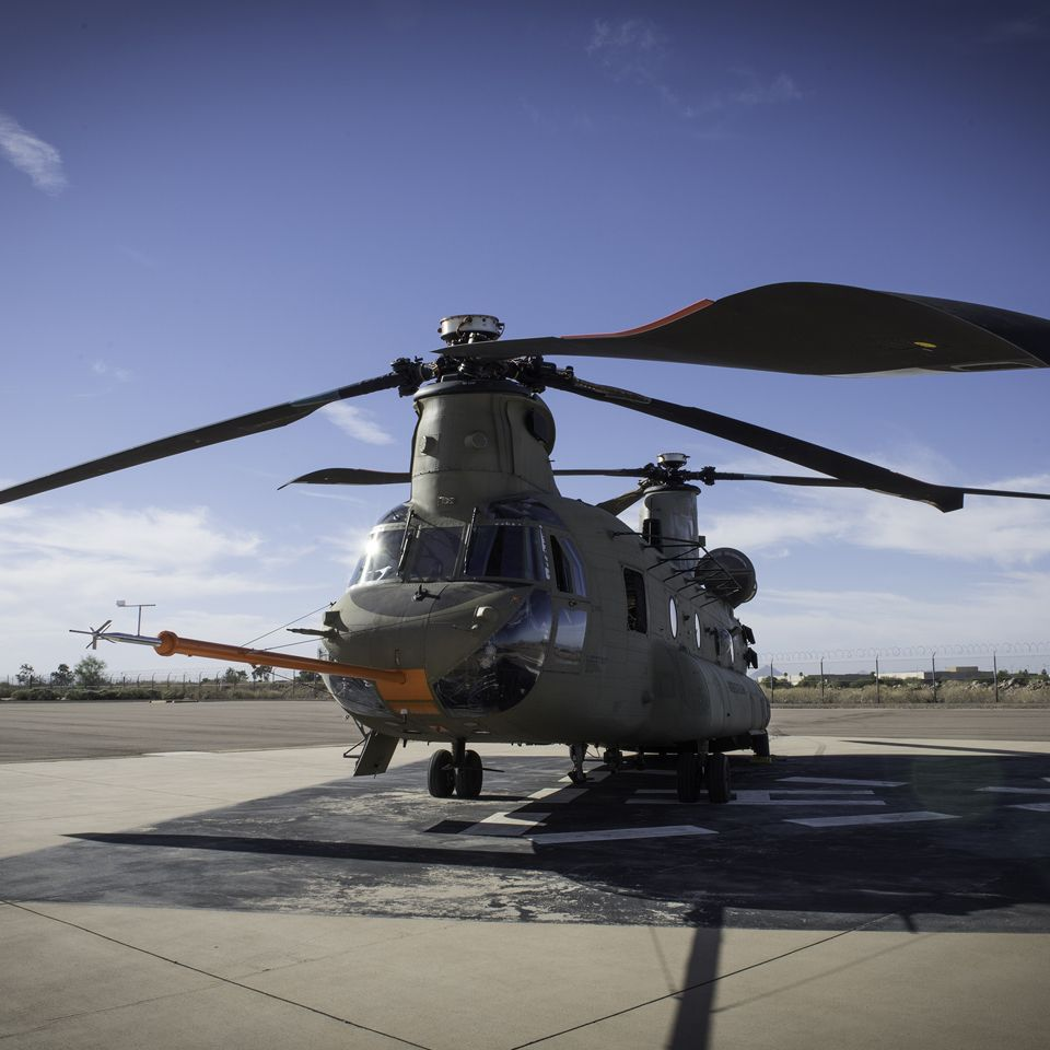 Here's the New Heavy Lift Helicopter for U.S. Commandos