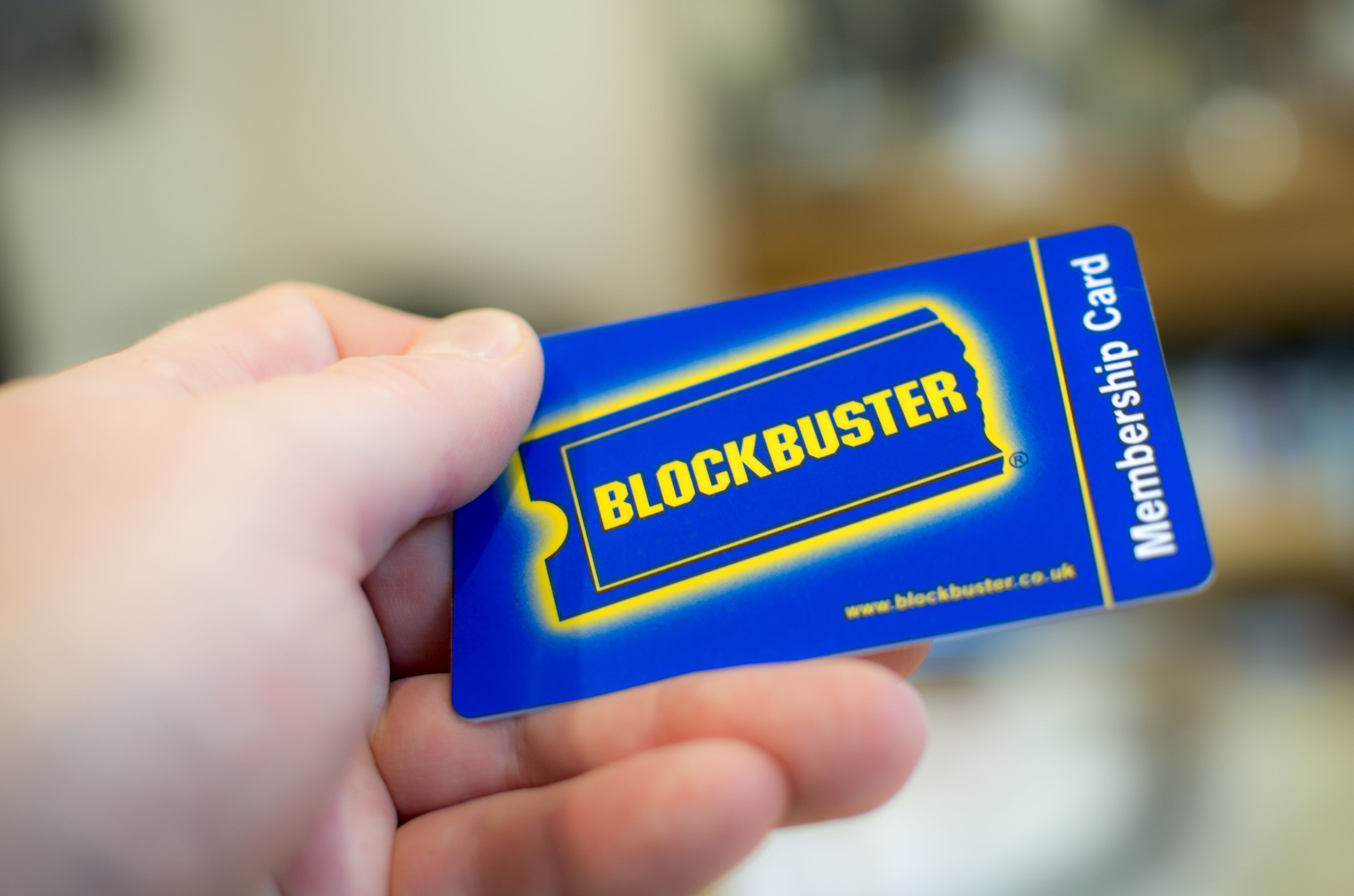 There's Only One Blockbuster Left in the United States