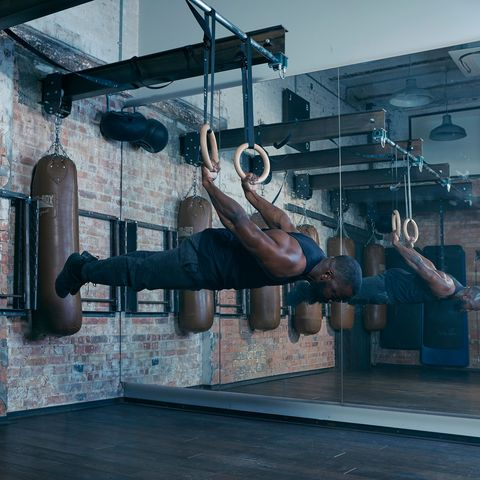 fitness classes London