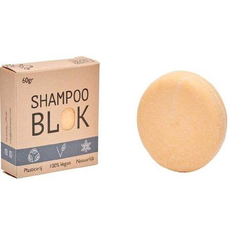 blok zeep  shampoo bar  mango  60 gram  shampoo en conditioner in één