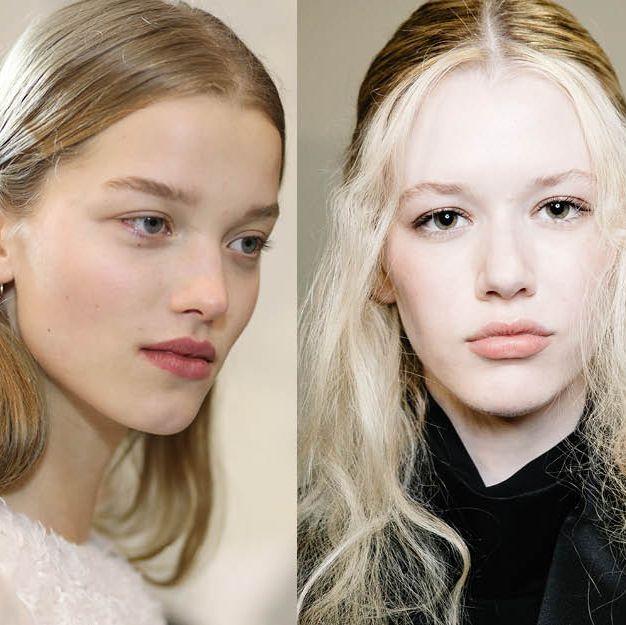 De Nieuwe Kleuren Blond Deze Kleuren Zagen We Op De Catwalk