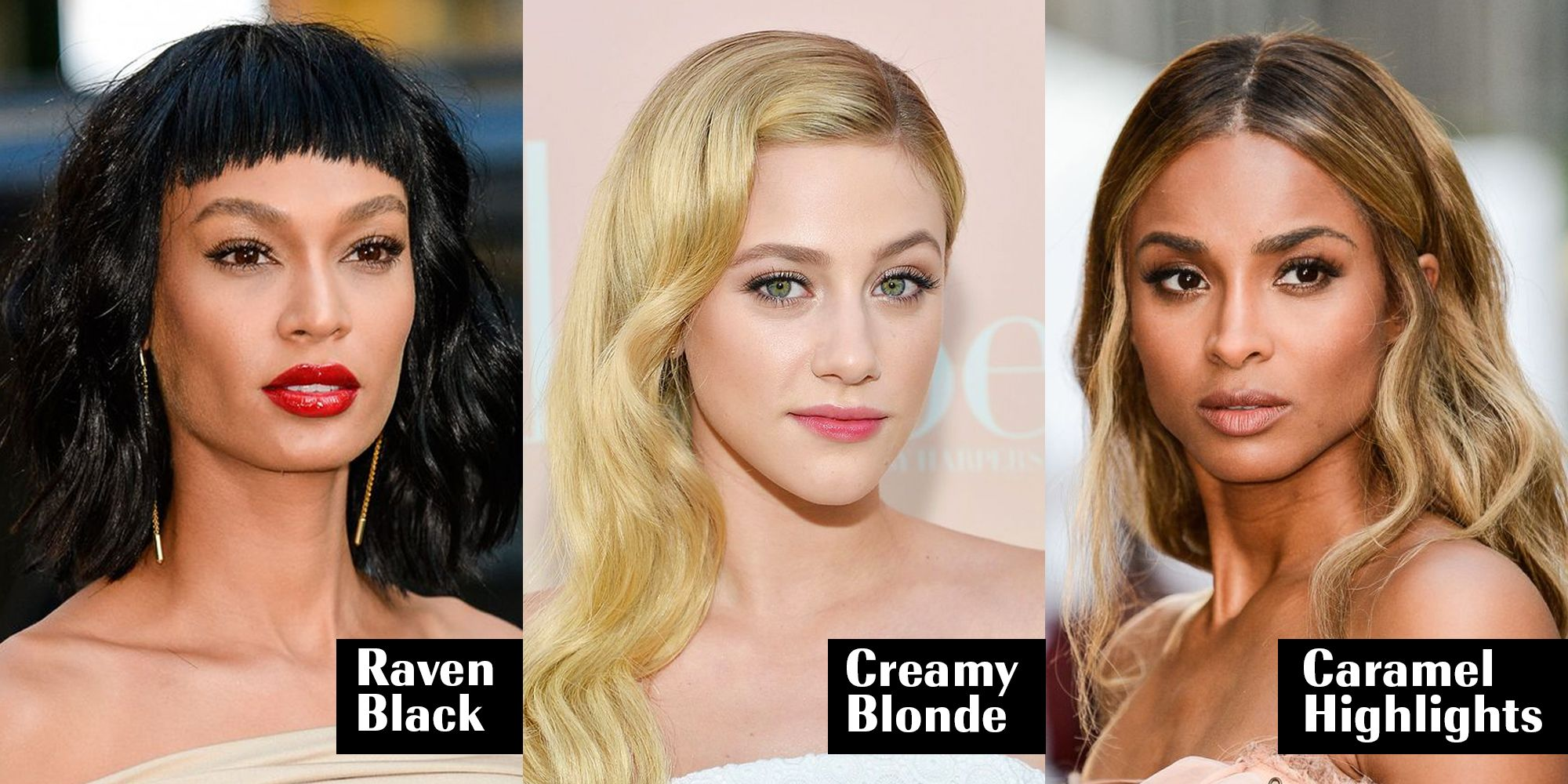 Best Fall Hair Colors Hair Color Trends For Fall 2018