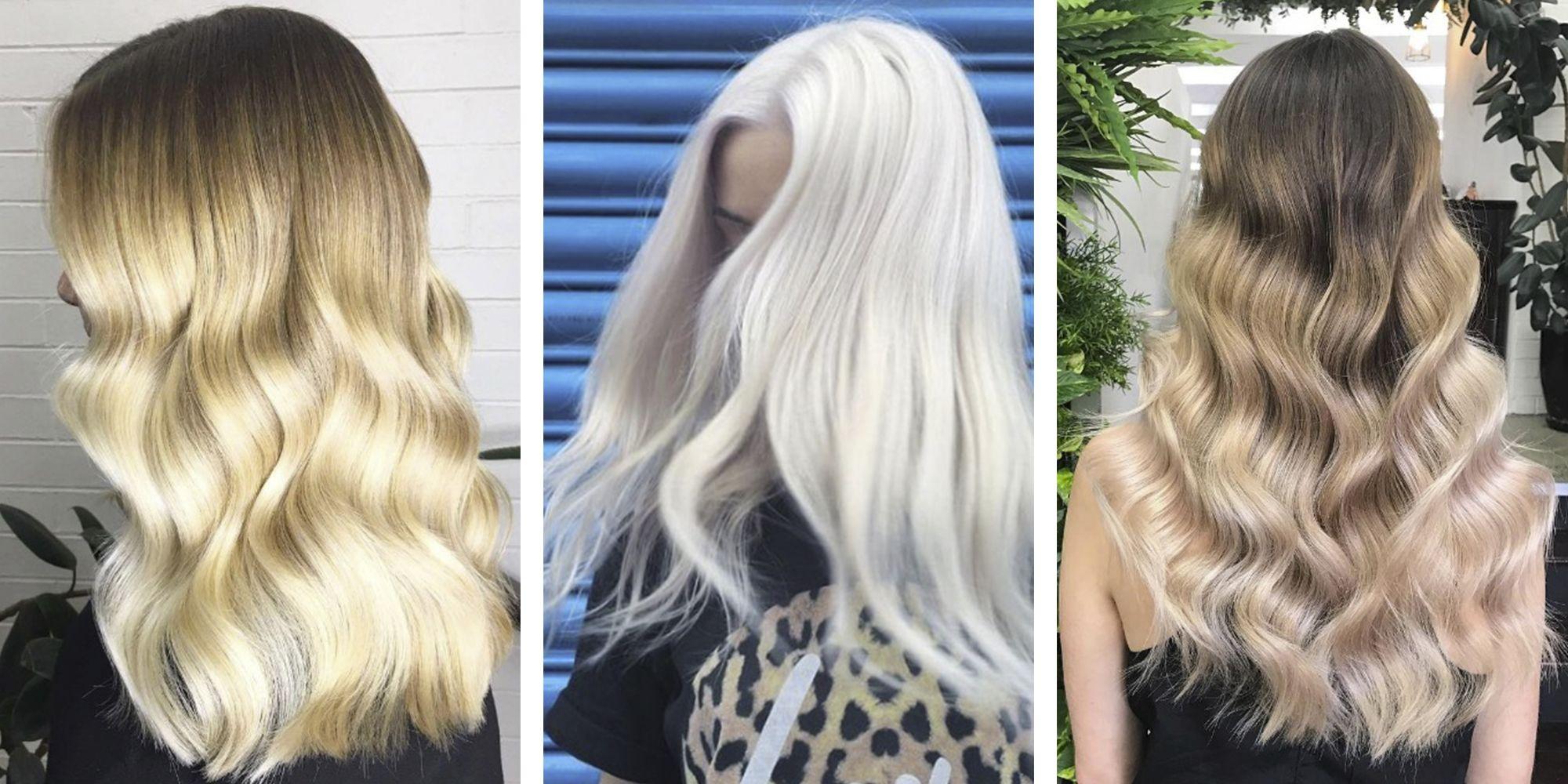 Grey ashy hair search