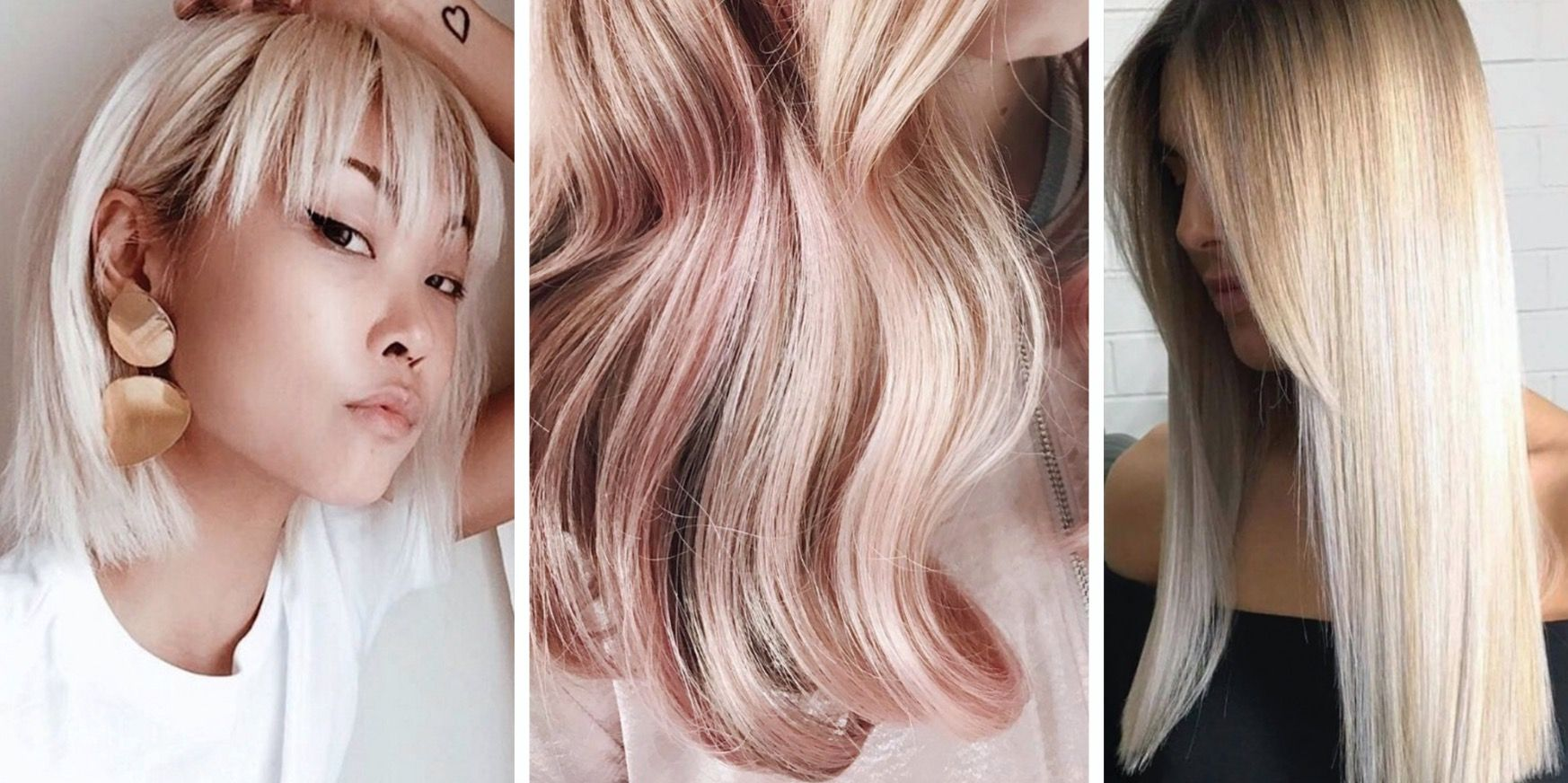 17 Blonde Hair Trends That Ll Convince You To Go Light This Summer