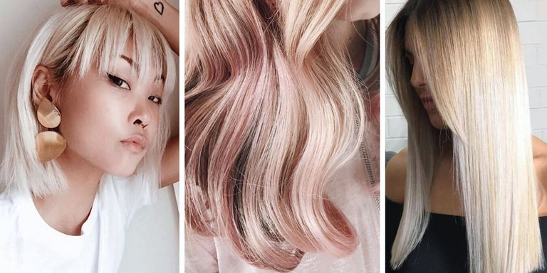 Blonde Hair Trends Thatll Convince You To Go Light This Summer - Hair colour picture