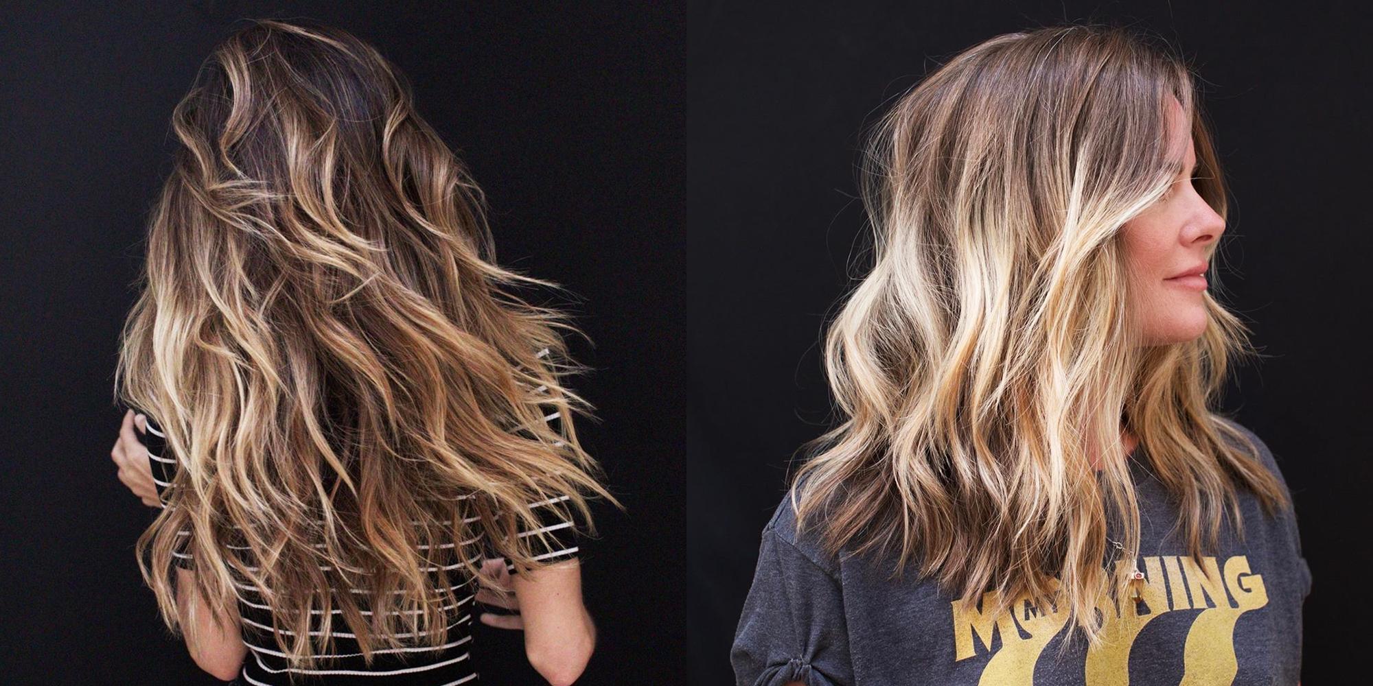 20 Coolest Blonde Ombre Hair Color Ideas , Summer Hair