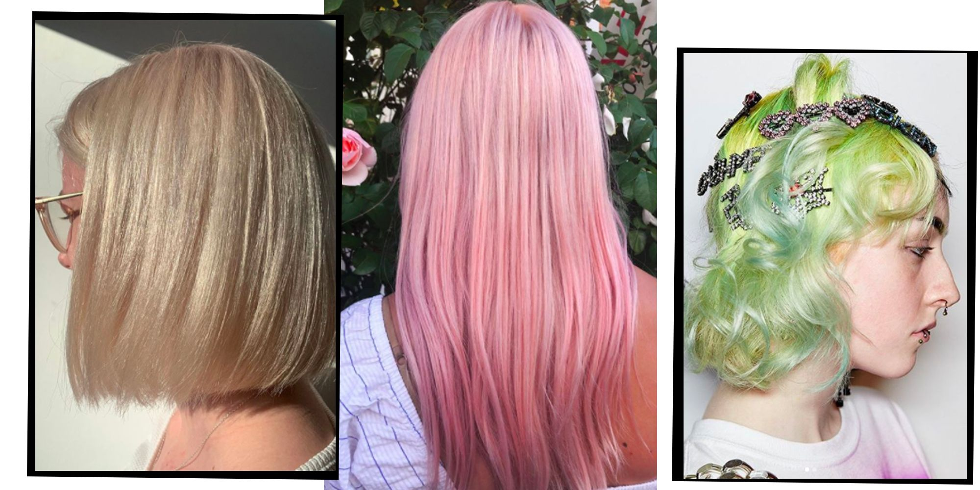 9 Blonde Hair Trends For 2020 New Ways To Try Blonde Hair Colour